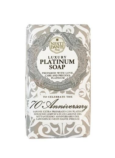 Nestidante Nesti Dante Platinum Soap 70Th Anniversary Platinum Sabun Temizleyici Renksiz